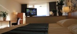 hotel-comfortkamer-bed